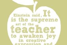 School Ideas / Classroom, Bulletin Board & Parent Group Ideas! / by Tanya Brauer