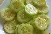 Yum!-Salads / Greens, to be lean; side salads and more.  / by Tanya Brauer