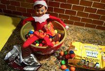 Elf on the shelf / by Jen Beck
