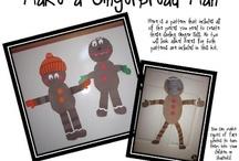 Gingerbread Man / by Jen Beck