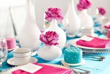 Party Ideas / LET'S GET THIS PARTY STARTED / by Lisa Mende Design = Interior Design