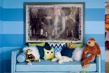 Boy's Rooms / SNIPS & SNAILS AND PUPPY DOG TAILS…. / by Lisa Mende Design = Interior Design