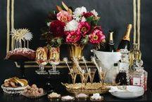 Inspire | Dessert Buffets / by Jennie J Events