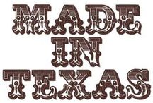 TEXAS / by Evin Damuth