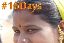 16 Days of Activism Against Gender Based Violence / by The Hunger Project Global