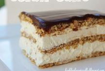 {Desserts} Cakes / by Allie Olsen {Fab Fixes}