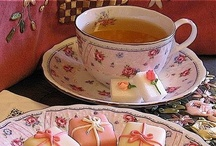 Tea Time / by Anna Stigall Marcotte