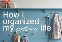 a super organized life / Someday I'll get there... / by Jen Van Fleet
