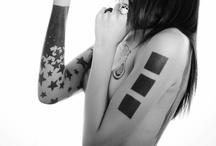 Tattoos / by Zanda Bluķe