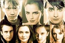 I <3 Harry Potter / by Rebecca Wiesemann
