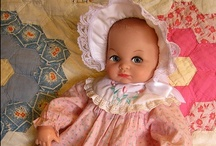 Dolls / by Kandy Dunfee