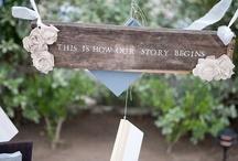 Wedding decor / by Ashley Stout