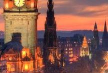 Scotland / by Charlotte Macpherson