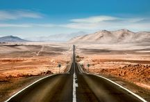 • let's go on a road trip   USA • / by cin tonic