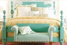 romantic home: bedroom / Traditional, cottage, shabby chic and romantic bedrooms.  / by Daisy Jane