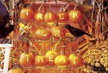 Halloween Ideas / by Nina Beatty
