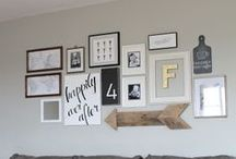 Home décor ideas / by Jess