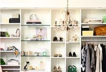 closets  / by Jess