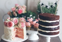 Delicious cakes / by Blooms by Bethan