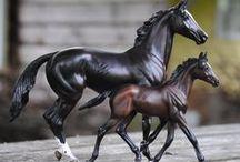 Model Horses: Breyer Horses / by Daphne Headley