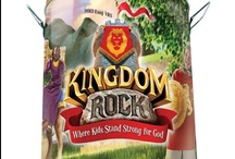 VBS - Kingdom Rock / by Christianbook.com