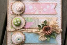 Paper crafts, Cards and envelopes / by Crafty 63