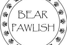Bear Pawlish / Find us at: https://www.facebook.com/BearPawlish Or on twitter: https://twitter.com/BearPawlish You can also email orders directly to: BearPawlish@gmail.com / by KristiLynn McDonough