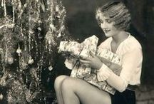 Vintage Christmas / by Corina .