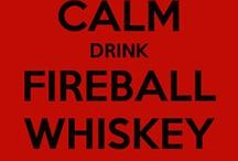 Fireball Whiskey / All things fireball! / by Amanda Ellis