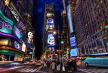 NYC / by Meghan-Sara Karre