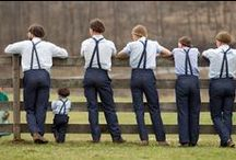 The Amish / My love of all things Amish.  / by Nancy W