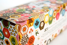 Packaging that catches my eye / by Fiona Holden-Cameron