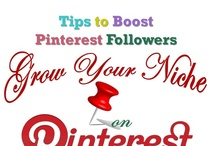 Pinning info & tips / by Fiona Holden-Cameron