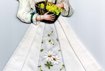 Paper Dolls & more / by Sandra McCann