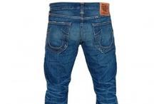 denim back pockets  / by ihssan
