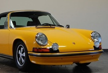 Porsche 911 Targa / by ihssan