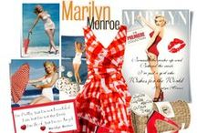 Marilyn Mood Boards / by Marilyn Monroe