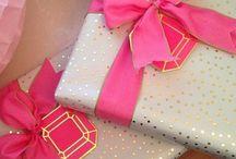 gifts. / by Sydney Baxter
