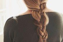 Hair / Cabello / by Karla Montoya