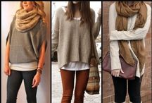 Fall/Winter Outfits / by Rachel Huddleston
