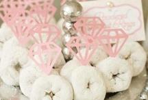 Britt's Wedding Ideas / Cake & Bachelorette Party Ideas / by Samantha Sabanos