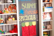 Playroom Ideas / by Jamie & Jen of Best Kids Apps