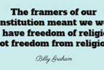 Well said...Billy Grahamisms / by Becky Meredith