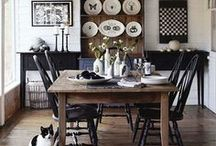 COTTAGE CHIC DECOR / Home decorating inspiration and products for the cottage look. / by Abigail Norris (AbDabsOriginals)