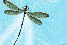 Dragonflies / by Yolande