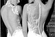 Wedding dress / by Samantha Sabanos
