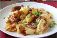 Favorite Recipes / by Danielle Rue