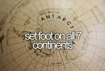 Bucket List / by Sarah Desotell