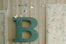 Country Boy Nursery / by Melissa Posey