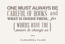 Books / by Tara Thomas